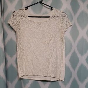 3 for $15 Lace Front Top